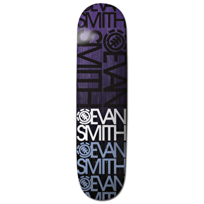 Element Name Brand Skateboard Deck - Evan 8.5
