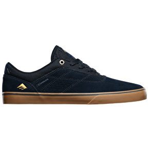Emerica Herman G6 Vulc Shoes - Navy/Gum