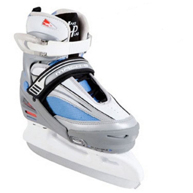 Lake Placid Mach 5 Girls Ice Skates