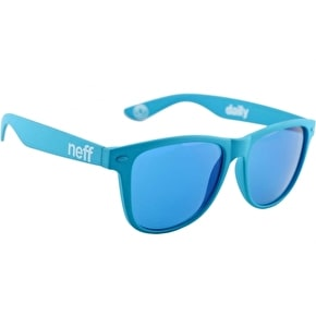 Neff Daily Sunglasses - Soft Touch Blue