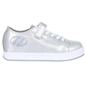 B-Stock Heelys X2 Spiffy- Silver Glitter - UK 3 (Used)