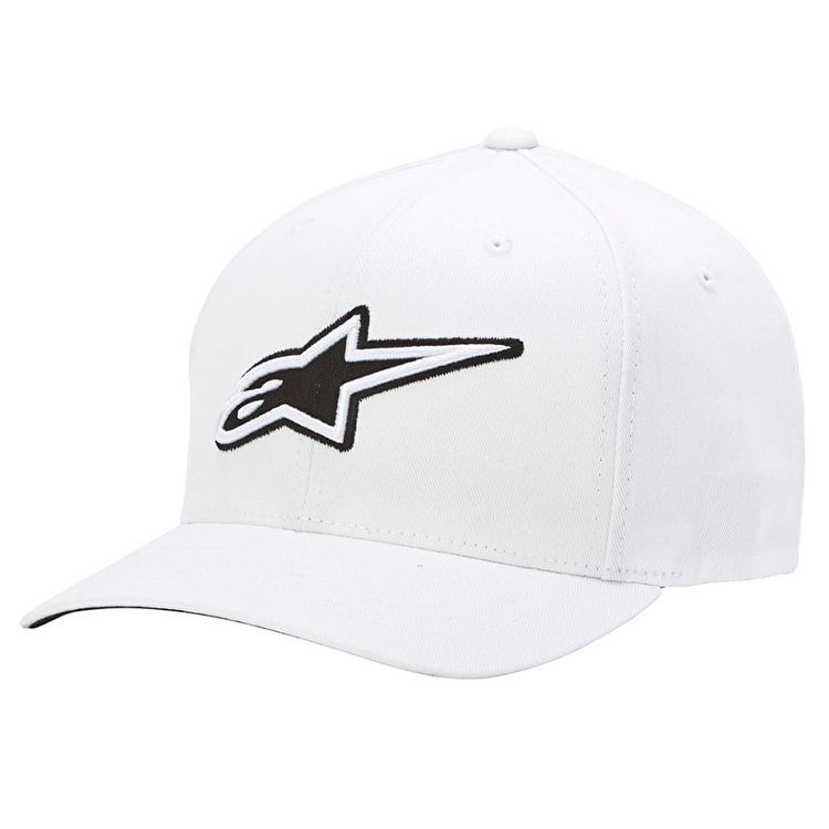 Alpinestars Corporate FlexFit Cap - White