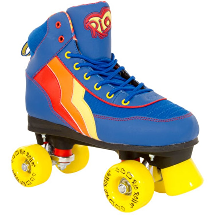 Rio Roller Quad Skates - Blueberry