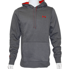 Under Armour CC Storm Rival Hoodie- Grey