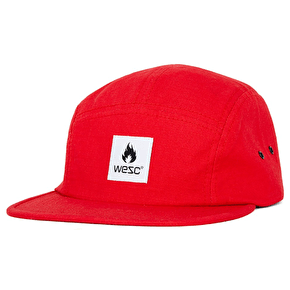 WeSC Tilly Cap - True Red