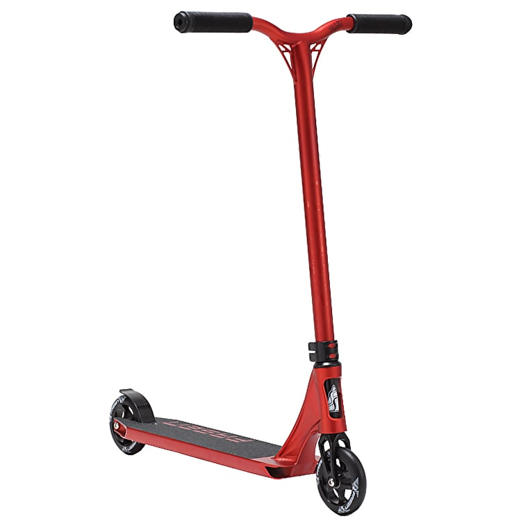 Fasen Raven Complete Scooter - Red