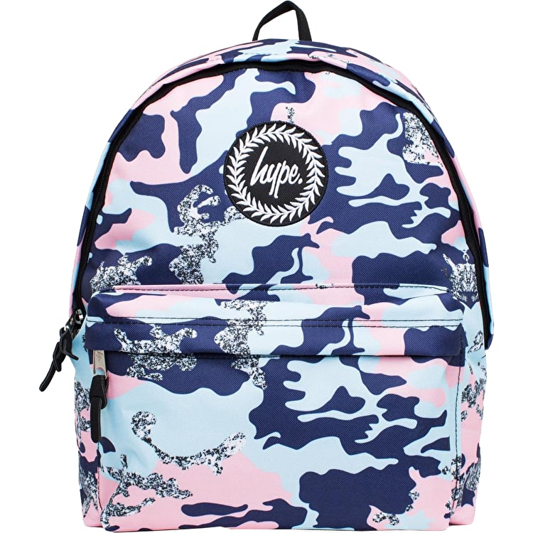Hype Pastel Camo Backpack