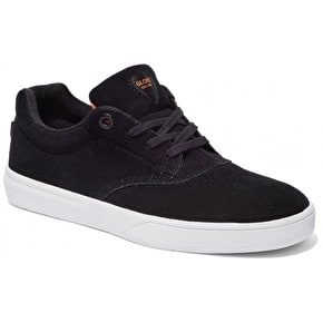 Globe The Eagle SG Shoes - Black/Orange/White