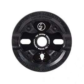 Shadow Sabotage Guard 25 Tooth BMX Sprocket - Black