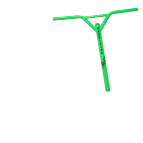 Sacrifice Sacci Scooter Bars - Neon Green