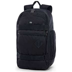 Vans Transient III Skate Backpack - Black