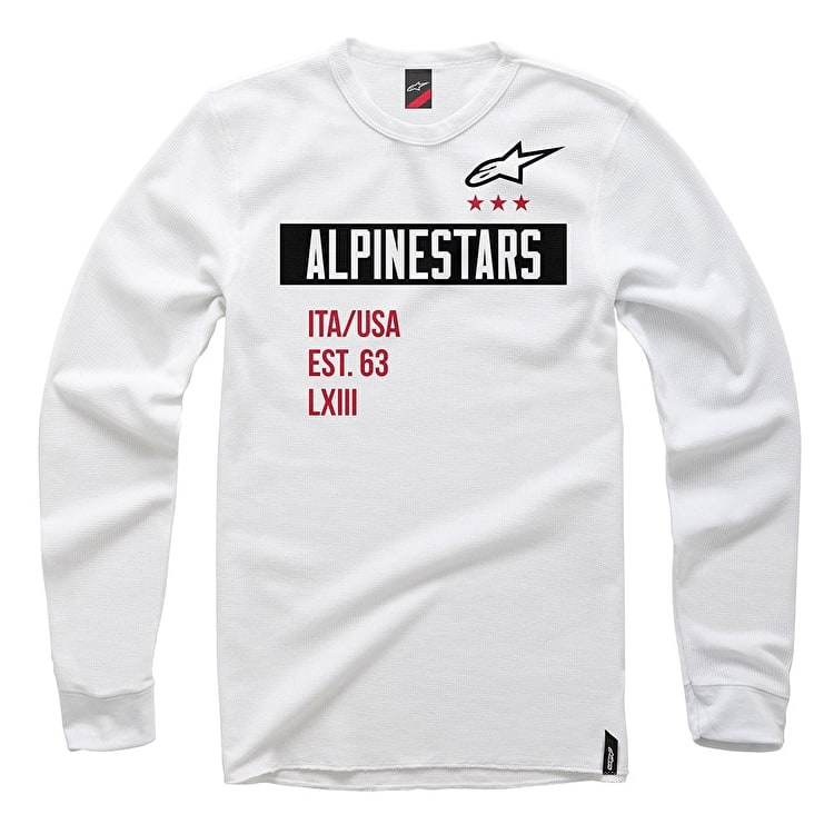 Alpinestars Valiant Crew - White