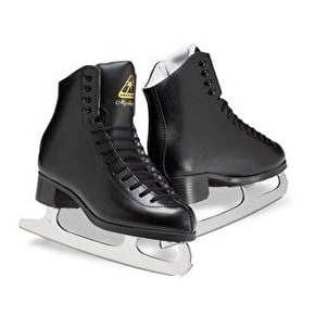 Jackson Mystique Figure Skates- Black - UK Size 8 (B-Stock)