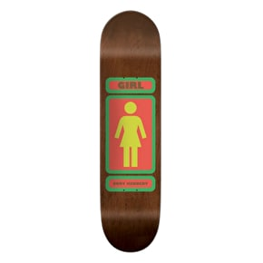Girl 93 Til Skateboard Deck - Kennedy 8.25