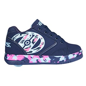Heelys Propel 2.0 - Navy/Pink/Light Blue/Confetti