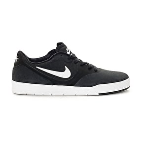 Nike SB Paul Rodriguez 9 CS Skate Shoes - Black/White