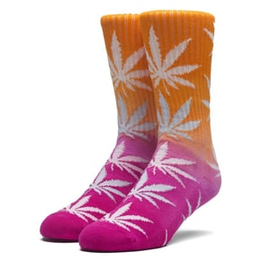 Huf Gradient Plantlife Socks - Orange
