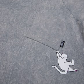 RIPNDIP Hang In There T-Shirt - Ash