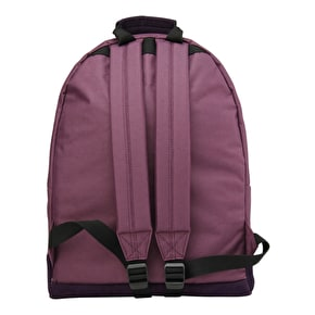 Mi-Pac Classic Backpack - Plum/Navy