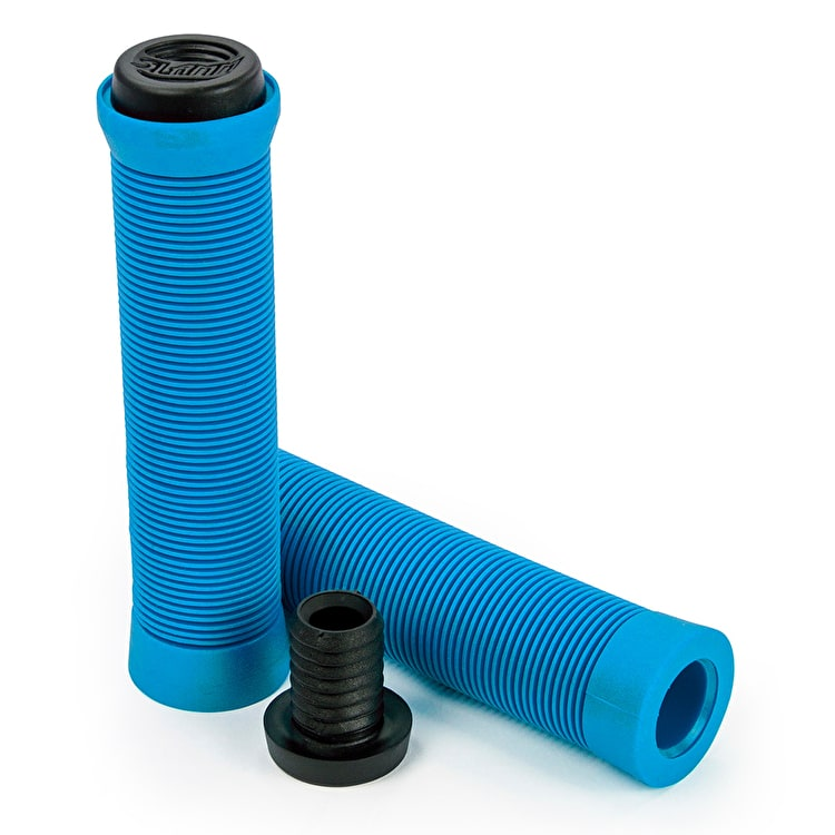 Slamm Pro Bar Scooter Grips - Blue