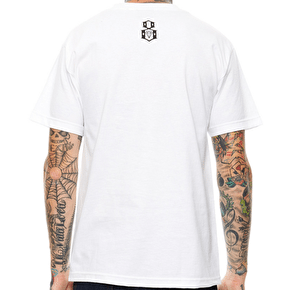 Rebel8 Backlot T-Shirt - White