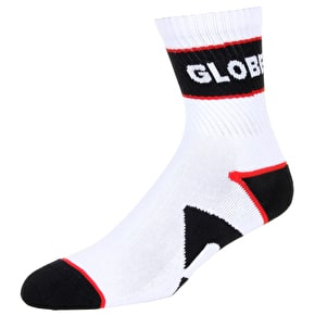 Globe Destroyer Socks - Red