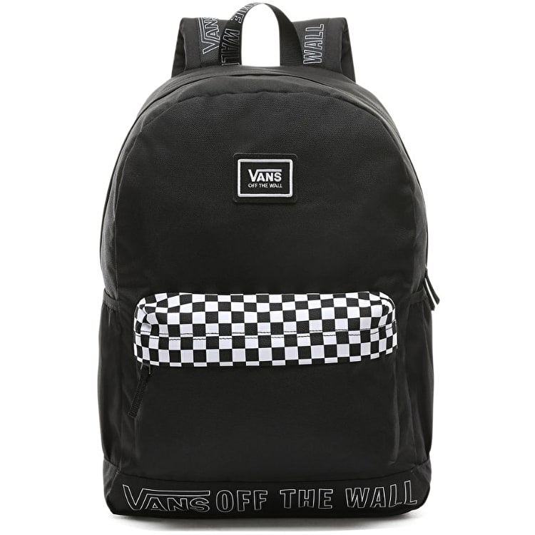 Vans Sporty Realm Plus Backpack - Black/Surround