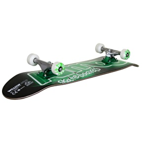 Almost Neon Power Supply Custom Skateboard - Willow 8