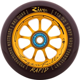 River The Angler Rapids Pro Scooter Wheel 110mm - Logan Fuller
