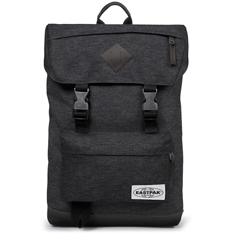 Eastpak Rowlo Into Backpack - Black Yarn