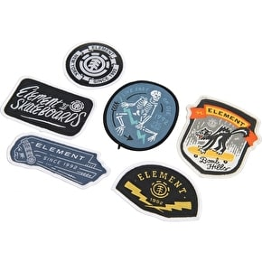 Element Beyond Patches - 6 Pack