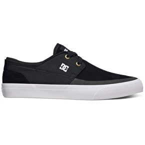 DC Wes Kremer 2 Skate Shoes - Black/Gold