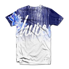 Hype Floral Drips T-Shirt