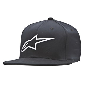 Alpinestars Ageless Flat Flexfit Cap - Black