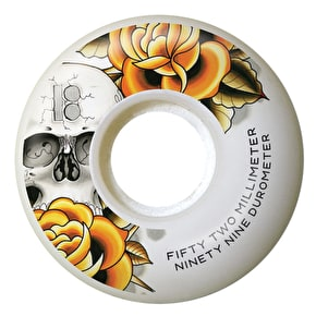 Plan B Aces Skateboard Wheels - 52mm