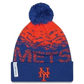 New Era MLB Sport Knit Beanie - New York Mets