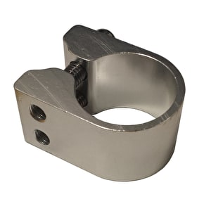 MGP Double Collar Clamp - Chrome (B-Stock)