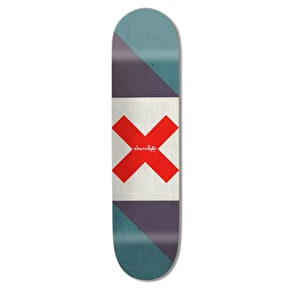 Chocolate Battle Flag Skateboard Deck - Roberts 8