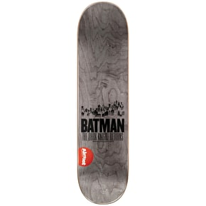 Almost Skateboard Deck - Dark Knight Returns Haslam 8.25