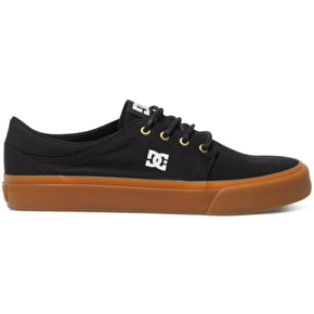 DC Trase TX Shoes - Black/Gold