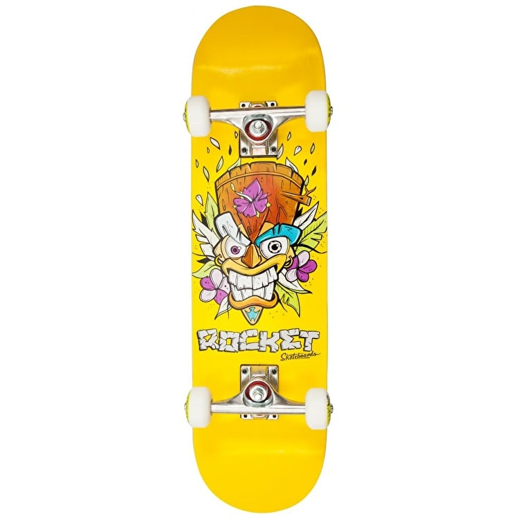 Rocket Mini Tiki Complete Skateboard - Wind
