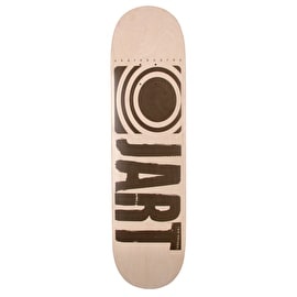 Jart Classic Skateboard Deck - Natural  8