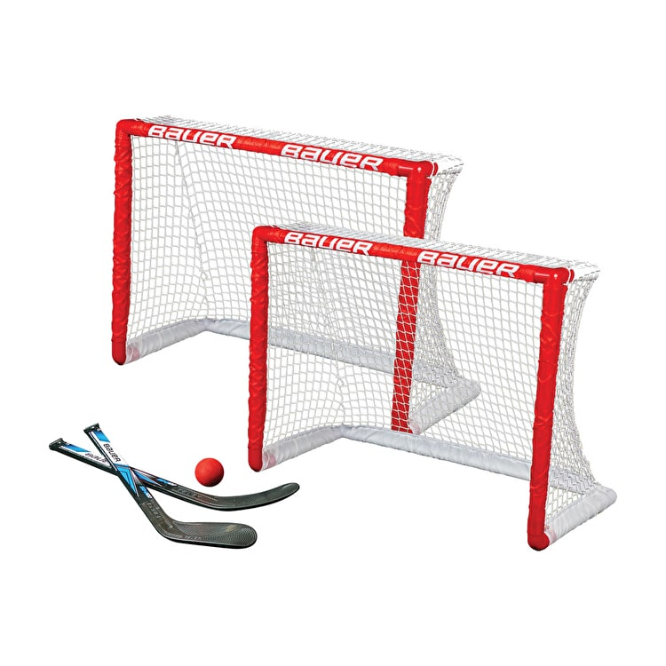 Bauer Knee Hockey Goal - Twin Pack