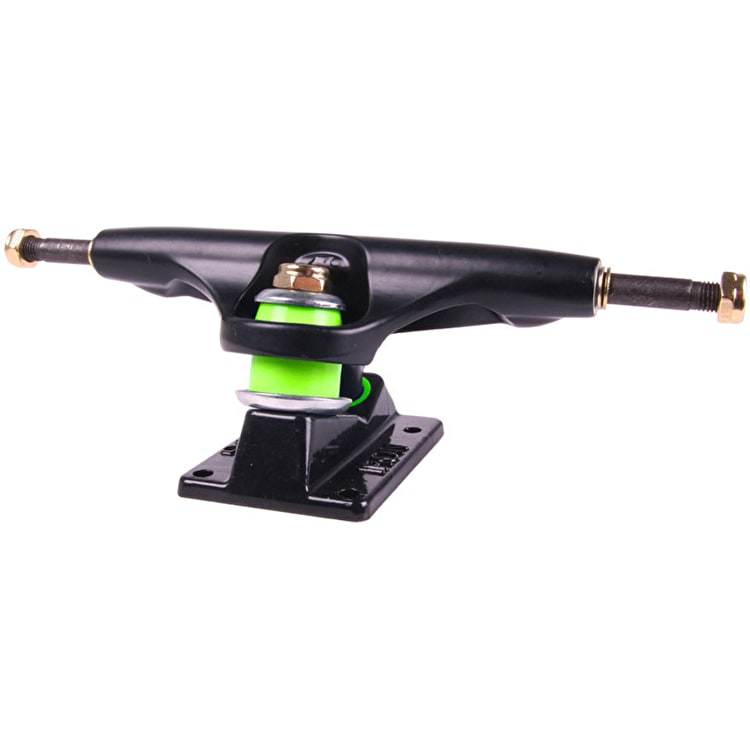 "Iron High 5.0"" Skateboard Trucks - Black"