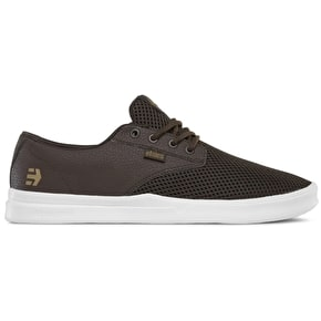 Etnies Jameson SC Skate Shoes - Dark Browm