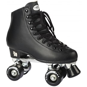Rookie Classic Quad Roller Skates - Black UK 5 (B-Stock)