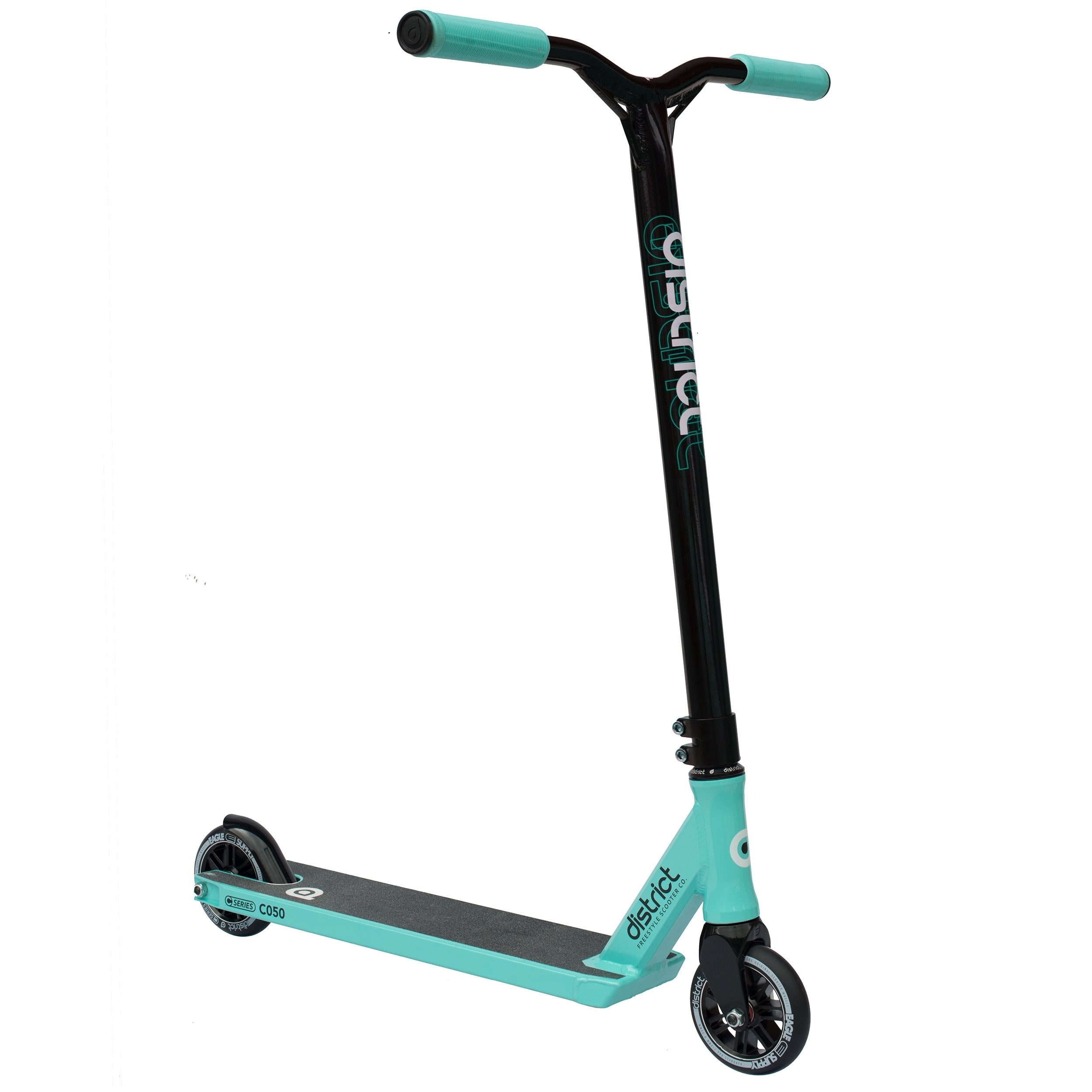 Image of District 2017 C-Series C050 Complete Scooter - Mint/Black
