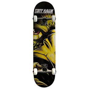 Tony Hawk 540 Series Skateboard - Evil Eye Gold 7.75