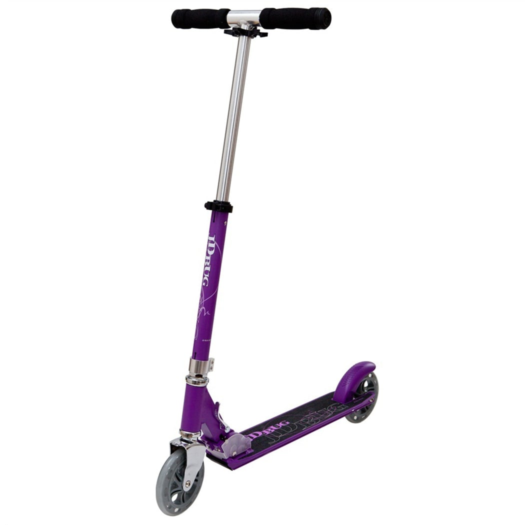 JD Bug Folding Scooter  Street MS150 Matt Purple