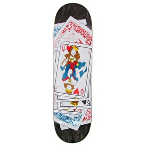 Baker King Of Hearts Skateboard Deck - Dee 8.3875
